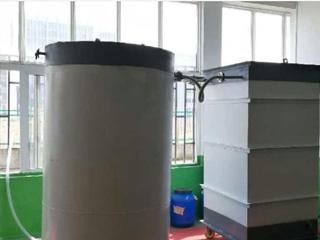 膜罐在污水处理工程的案例
