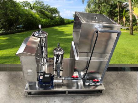 小型医院污水一体化设备