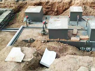 农村mbr一体化污水处理设备