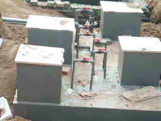 医院一体化污水处理设备项目