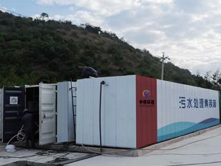 桂林黑臭水污水处理设备供应