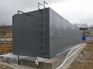 地埋式一体化医院污水处理设备