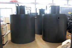 污水处理设备膜罐安装
