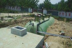 玻璃钢一体化污水处理设备哪家好?