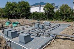 医院污水项目能用一体化污水处理设备吗