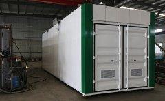 mbr膜一体化污水处理设备常见故障检查