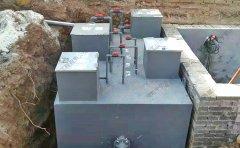 河北mbr一体化污水处理设备
